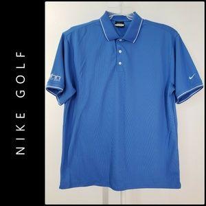Nike Golf Men Dri Fit Short Sleeve Polo Shirt XL